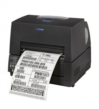 Citizen CL-S6621 203 dpi Receipt Printer USB, 8 Dots/mm, Black