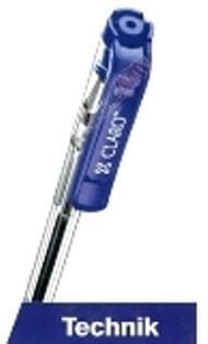 Claro Technik Pen 1.0mm Black 10pc/Pk - Set of 10