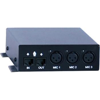 ClearOne 910-154-020 Interact XLR Microphone Distribution Box