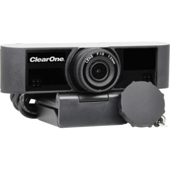 ClearOne 910-2100-020 UNITE 20 1080p HD Wide-Angle Webcam