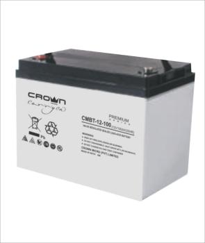 Crown Micro CMBT-12V-18 Ah Valve Regulated Lead Acid Battery