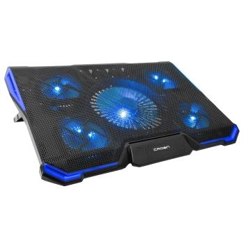 Crown Micro CMLS-K331 Laptop Cooling Pad Blue