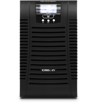 Crown Micro CMU-3KVADL Long backup Online Uninterruptible Power Supply UPS