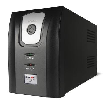 Crown Micro CMU-750D 700VA/450W Offline Uninterruptible Power Supply UPS