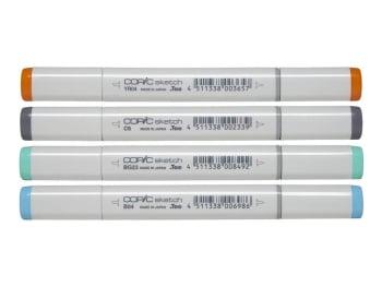 Copic Sketch YG93 Grayish Yellow Marker