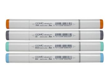 Copic Sketch YG97 Spanish Olive Marker