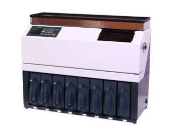 Cassida CS 800 Coin Counters and Sorters