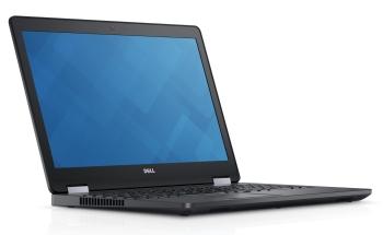 Dell Latitude E5570U, Intel Core i5-6200U, Fingerprint Reader and Smart Card Reader, 4GB Memory, 500GB Hard Drive, Windows 7 Professional (64Bit) English (Includes Windows 10 Pro License)
