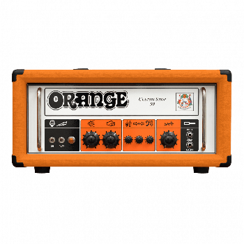 Orange CS50 Custom Shop 50-watt Tube Head Guitar Amp