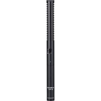 Comica Audio CVM-VP2 Supercardioid Condenser Shotgun Microphone