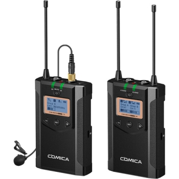 Comica Audio CVM-WM100 PLUS C Wireless Microphone System