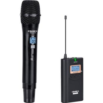 Comica Audio CVM-WM100H Wireless Handheld Microphone System