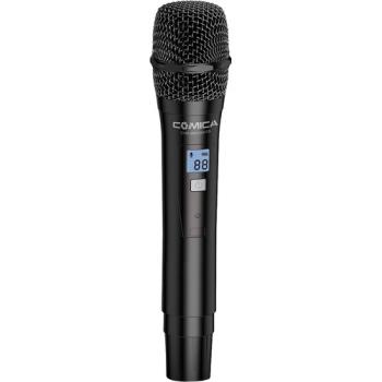 Comica Audio UHF Wireless Handheld Transmitter Microphone