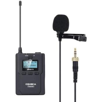 Comica Audio CVM-WM200TX Wireless Bodypack Transmitter with Microphone