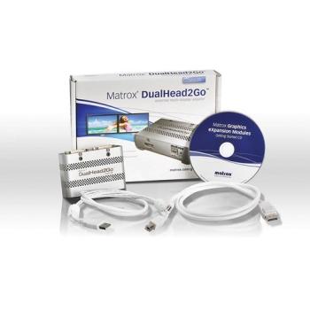 Matrox DualHead2Go Digital ME Graphics Expansion Module