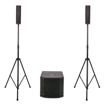 DB Technologies ES 503 Column PA Stereo System