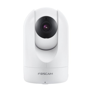 Foscam R4 Pan/Tilt Wireless Indoor IP Camera 4.0 MP- White
