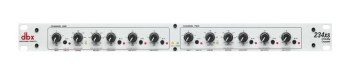dbx 234xs Stereo 2/3 Way, Mono 4-Way Crossover with XLR Connectors UK Version