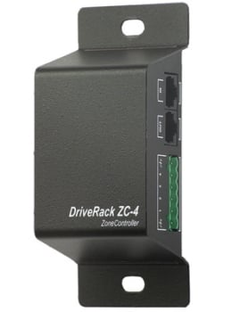 dbx C4 Wall-Mounted Zone Controller