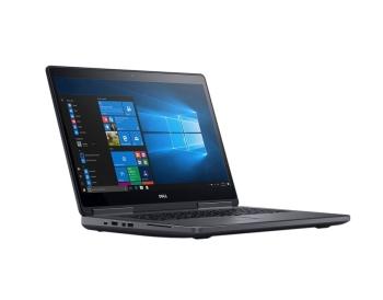 Dell Precision M7720 Mobile Workstation Laptop (Intel Core i7, 1TB, 16GB, Nvidia Quadro P3000, Win10 Pro, 3 Yr NBD Warranty)
