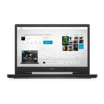 Dell G7-17-E1296-Gry-Eng 17.3 FHD Laptop (Core i7 9750 H–2.6 GHZ, 1TB+256S, 16GB RAM)