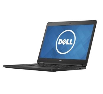 Dell Latitude E7470, Intel Core i7-6600U, Fingerprint Reader and Smart Card Reader, 8GB Memory, 256GB Solid State Drive, Win 10 Pro (Includes Win 10 Pro License)