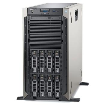Dell Power Edge T340 Server, (Intel Xeon  E-2224 3.4GHz, 8GB, DDR4)