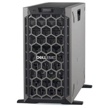 Dell PowerEdge T440 Server, (Intel XeonSilver 4108 , DDR4-2400, 16GB RDIMM)