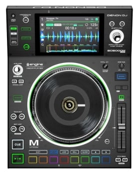 "Denon DJ SC5000M Prime Professional DJ Media Player with 7"" Multi-Touch Display"