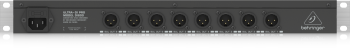 Behringer DI800 Mains/Phantom Powered 8-Channel DI-Box