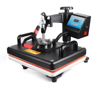 DM 13-in-1 Combo Heat Press Sublimation/T-Shirt Printer