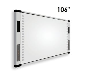 DM Interact 880A/106S Interactive Whiteboard with Speaker