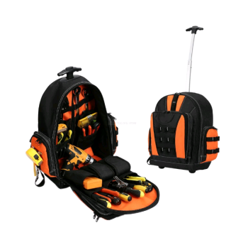 DM Multifunctional Tool Backpack With Trolley