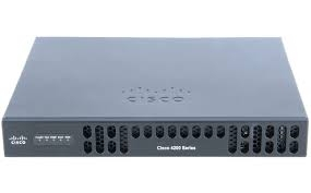 Cisco ISR4221/K9 Integrated Services Router