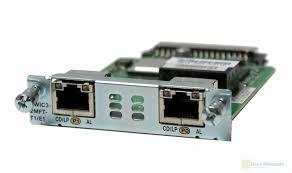 Cisco VWIC3-2MFT-T1/E1 2-Port Multiflex Trunk Voice/WAN Interface