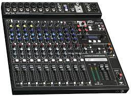 Peavey PV-14BT Compact 14 Channel With Bluetooth Mixer