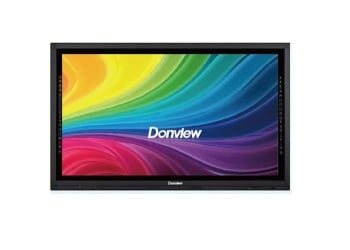 """Donview DS-75IWMSS 75"""" All-in-One Interactive Touch Panel"""