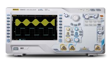 Rigol DS4012 100MHz 2 Channel Digital Oscilloscope
