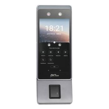 ZKTeco Horus E1-FP  Wireless Facial Recognition Time Attendance Terminal
