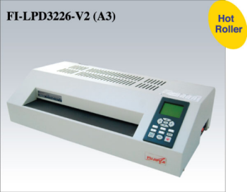 Fujipla Meister 6 A3 Laminating Machine FI-LPD3226-V2