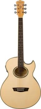 Washburn EA20 Florentine Acoustic Electric Guitar