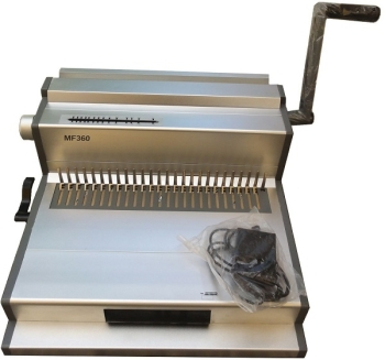 Eagle MF360 Comb Binding Machine