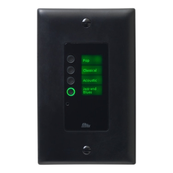 BSS EC-4B Ethernet Controller with 4 Buttons Black