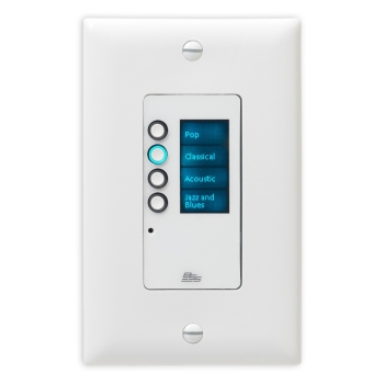 BSS EC-4B Ethernet Controller with 4 Buttons White