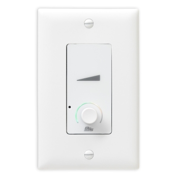 BSS EC-V Ethernet Controller with Volume Control White