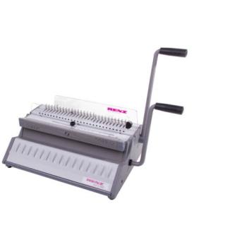 Renz Wire Manual Punching & Binding Machine RZ-ECO-S-360