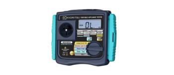 Kyoritsu Model 6201A Portable Appliance Tester