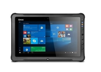 "Getac F110 Thinnest Rugged Tablet 11.6"" Screen (Intel Core i5, 4GB RAM, 128GB SSD)"