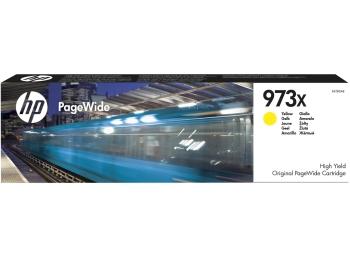 HP 973X High Yield Yellow Original PageWide Cartridge