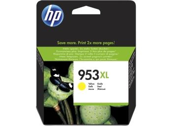 HP 953XL High Yield Yellow Original Ink Cartridge